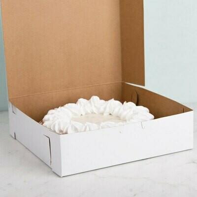 Cake Box 8 x 8 x 2