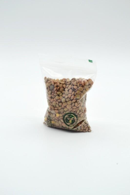 Clear Oxo-Biodegradable Minigrip Zip 65x80x50mic (Qty 50)