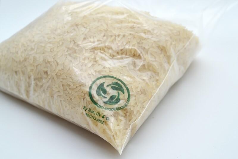 Clear Oxo-Biodegradable Minigrip Zip 250x360x50mic (Qty 50)