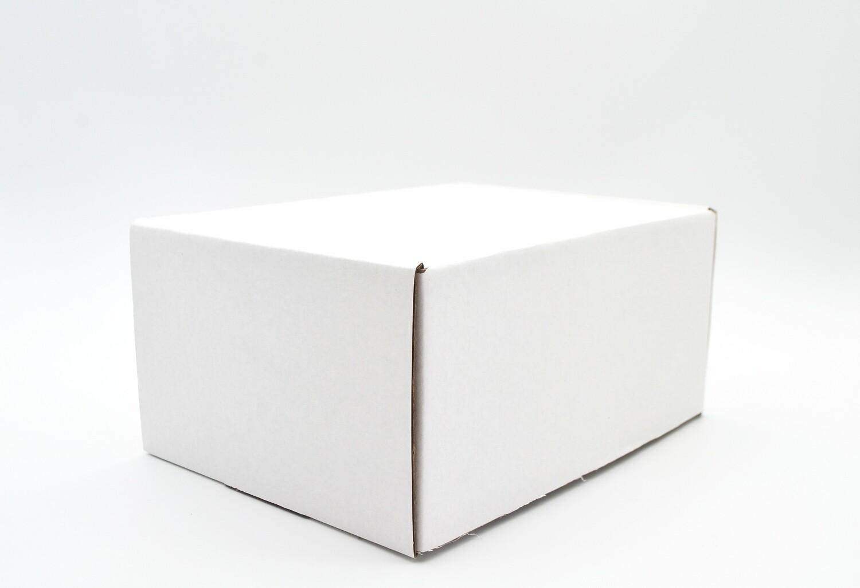 Box Corrugated Samoosa - 210x160x105 - White (ea)