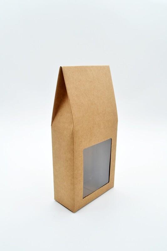 Treat Box Window Large 95 x 45 x 205 mm (ea)