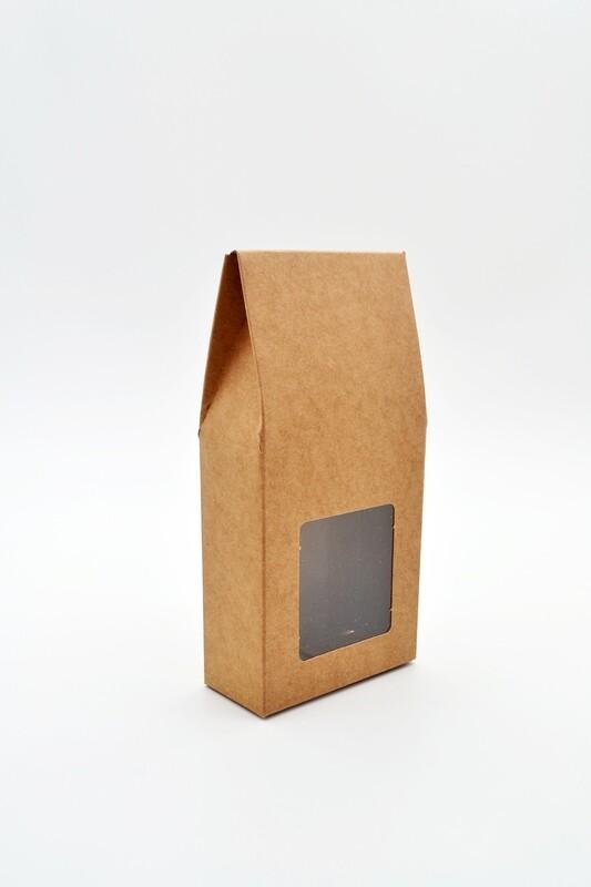 Treat Box Window Small 75 x 35 x 150 mm (ea)
