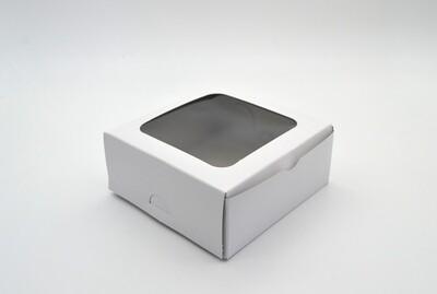 Cake Box Window 5 x 5 x 2.5