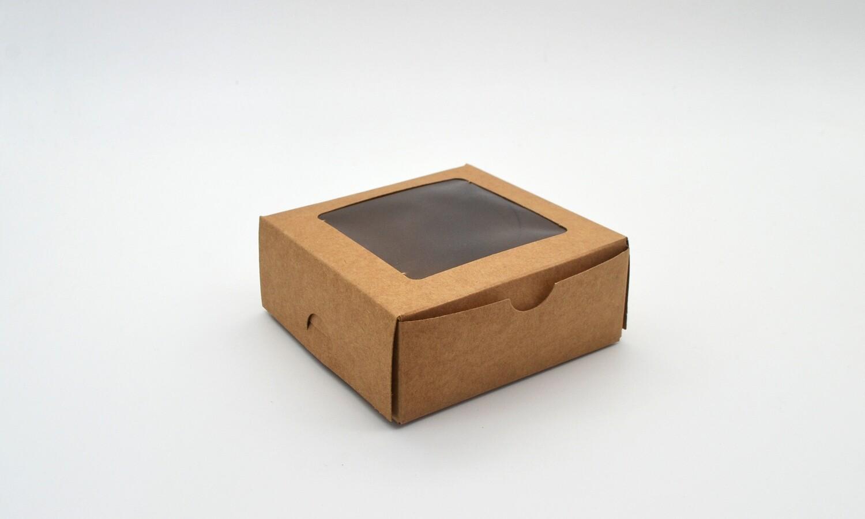 Cake Box Window 4 x 4 x 1.5