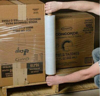 Pallet Wrap Extended Core - 450mm x 400m x 17mic
