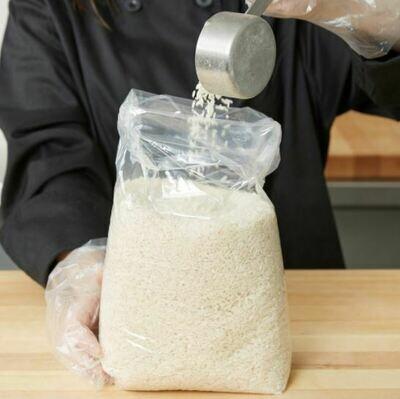 Clear Plastic Bags 200x300x50 (Qty 250)