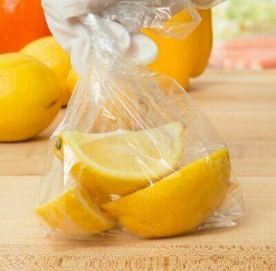 Clear Plastic Bags 150 x 250 x 25mic (Qty 250)