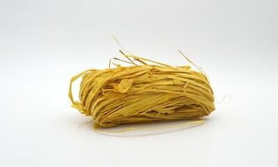 Raffia 50g Mustard (ea)