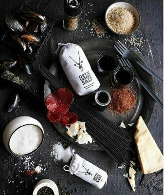 Oryx Desert Salt Fine + Cotton Bag 500g (ea)