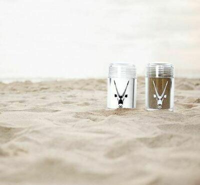 Oryx Travel Shaker - Salt & Pepper (each)