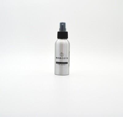 Hand Sanitizer Alcohol 70% Aluminium Spray Bottle 100ml (ea)