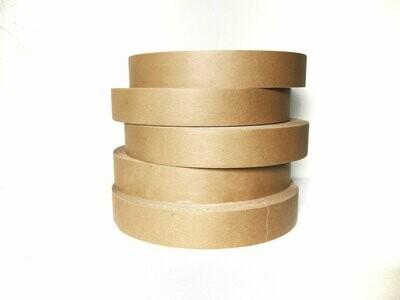 Tape Eco Paper Brown 24mm x 50m (ea)