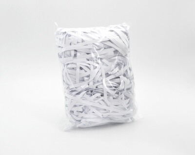 Shredded Strip Cut Paper 90g - White (ea)