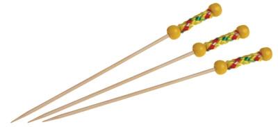 Skewers Kazari Pearl Yellow (Qty 100)