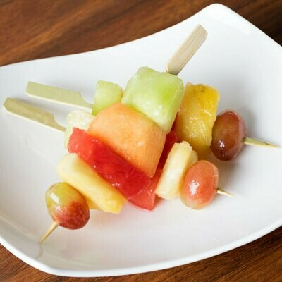 Skewers Bamboo Teppo 120mm (100pc)