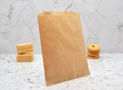 Paper Bags Kraft Size 2 - 175x215mm (Qty 100)