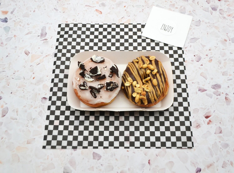 Box Open Meal Tray Medium (Qty 50)