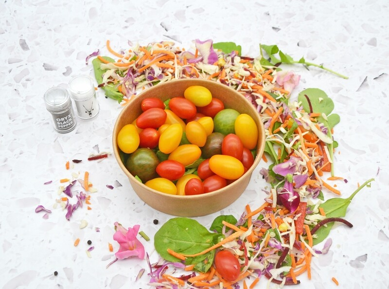 Paper Salad Bowl Kraft 20oz (600ml)