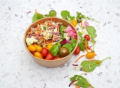 Paper Salad Bowl 44oz Kraft (1300ml) (Qty50)