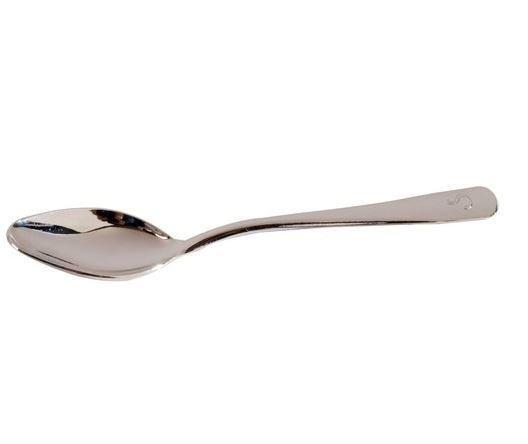 Catering Spoon Mini Silver 10cm (Qty 250)