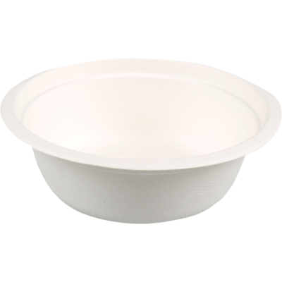 E - EcoWare Bagasse Bowl 500ml (Qty 50)