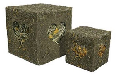 Rosewood Hay Cube Large