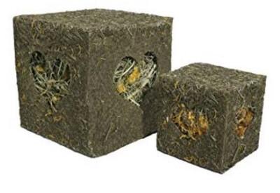 Rosewood Hay Cube Medium