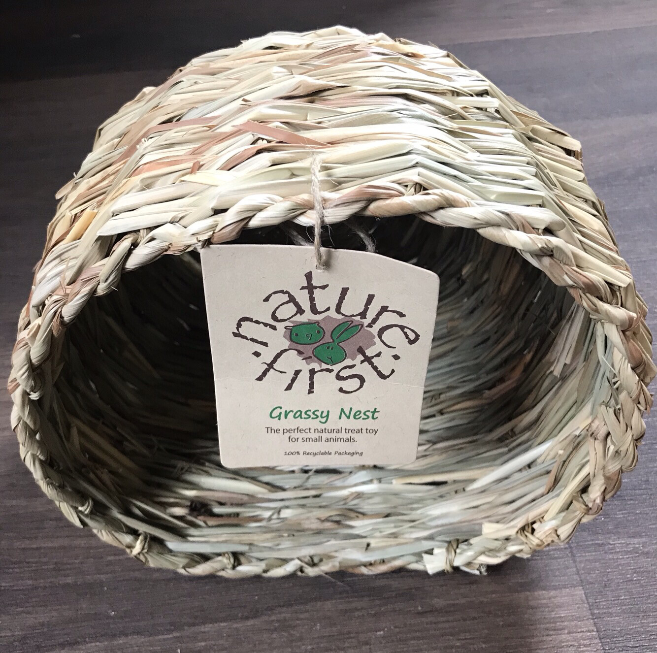 SA Nature First Grassy Nest 23cm
