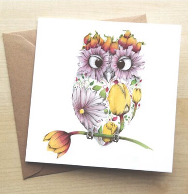 ❤️ Agnes Greeting Card In Stock For Next Working Day Delivery