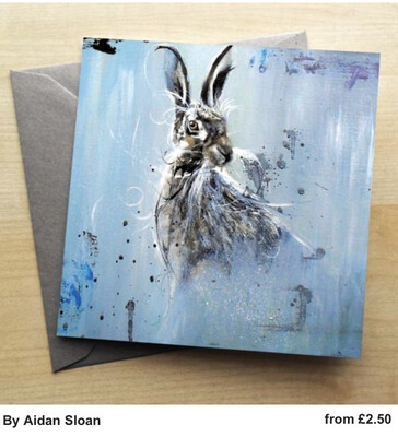 ❤️ In The Mist Greeting Card In Stock For Next Working Day Delivery