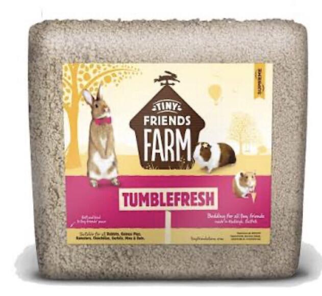 SA Tumblefresh Bedding