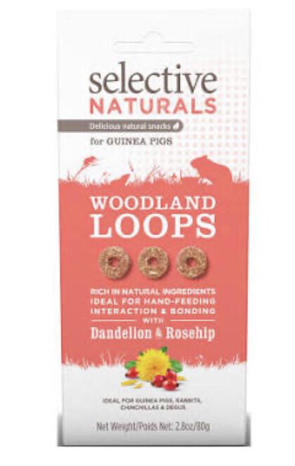 Selective Naturals Woodland Loops