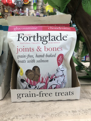 Forthglade Natural Baked Treats With Salmon