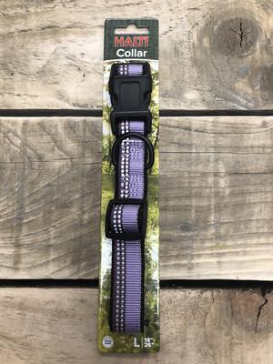 Halti Collar Purple Lrg 45 - 66cm