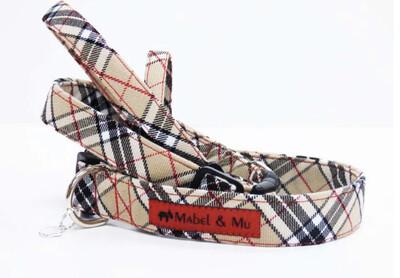 Mabel And Mu Designer Walks Collar Size 3