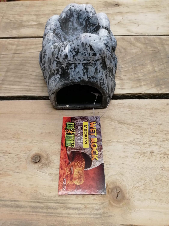 Reptile Gecko Wet Rock/Moisture Cave Medium