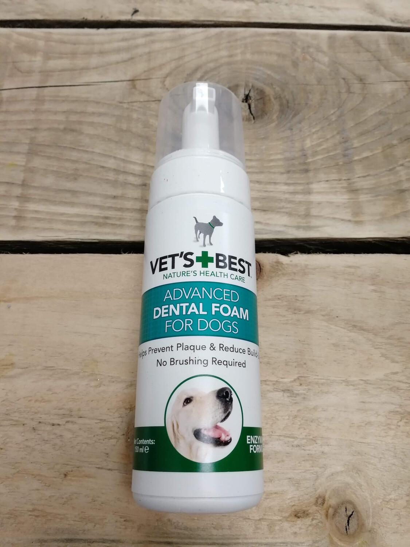 Pharmacy Vet's Best Dental Foam Dog