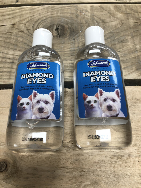 Johnson's Diamond Eyes 125ml