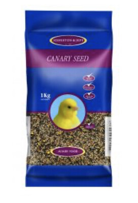 Johnson & Jeff Canary Seed 1kg