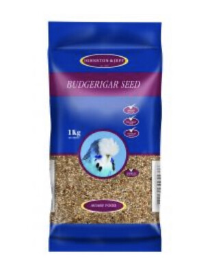 Johnson & Jeff Budgie Seed 1kg