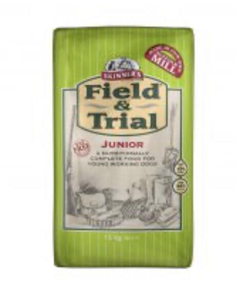 Skinner's Field And Trial Junior 15kg RRP £26