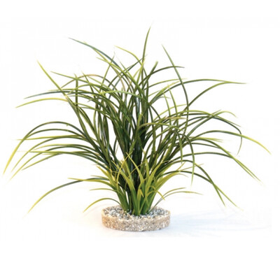 Reptile Vivarium Decor Fan Grass XL