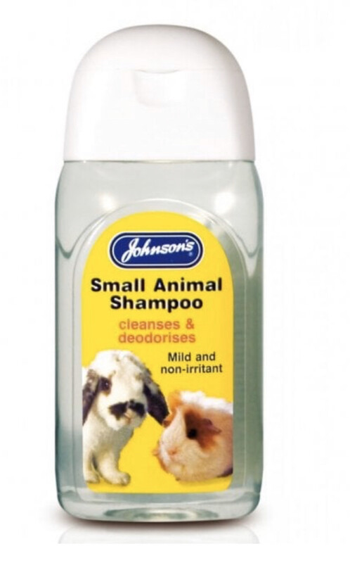 Johnson's Small Animal Shampoo 125ml