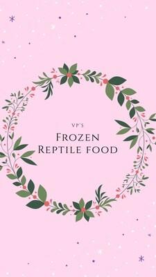 Frozen Food Jumbo Mouse Each
