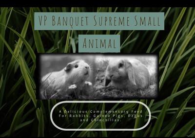 Banquet Rabbit and Guinea Pig Supreme 1kg