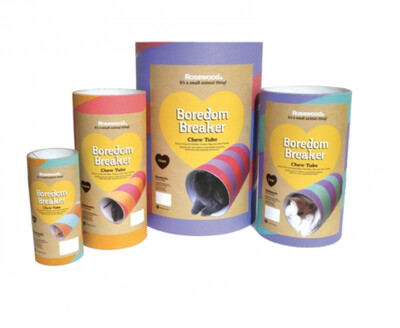 Rosewood Chew Tube Small Hamster