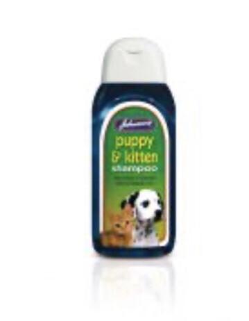 Pharmacy Johnson's Puppy And Kitten Shampoo 200ml