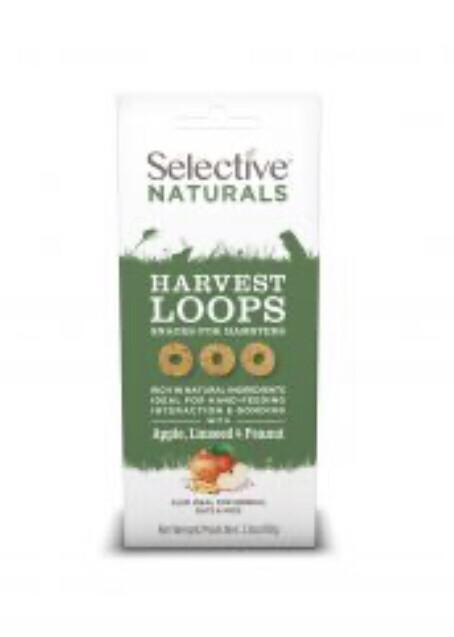 Selective Naturals Harvest Loops