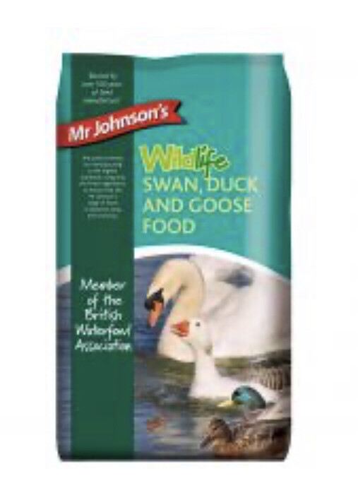 Wildlife Swan And Duck Food 750g
