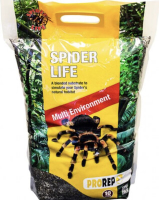 Reptile ProRep Spider Life Substrate 10l